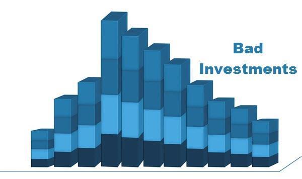 Cut Bad Investments