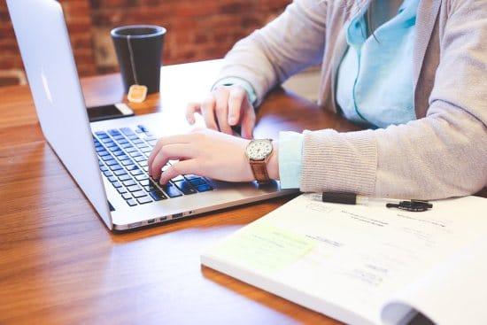 Basic Typing Job