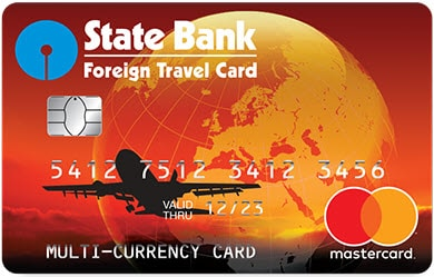SBI Foreign Travel Card