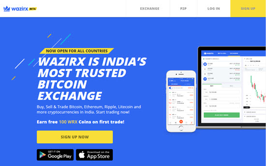 9 Best Bitcoin Exchanges In India Cryptocurrency Exchanges