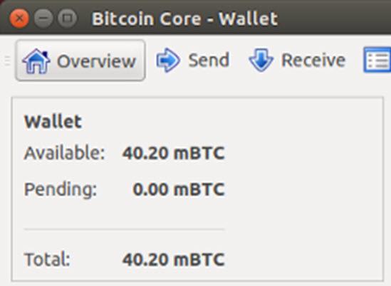 Bitcoin Core Desktop Wallet
