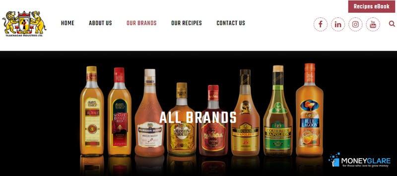 Tilaknagar Industries Liquor Companie